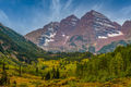 Autumn, maroon bells, colorado, mountains, print, limited edition,