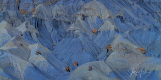 Blue hour erosion