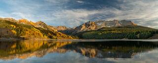 Trout Lake Reflection