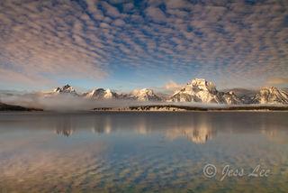 grand teton, Tetons, winter, Wyoming, Cold, Snow,