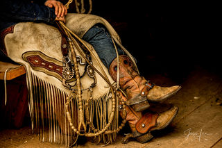 Break Time | Cowgirl Photo