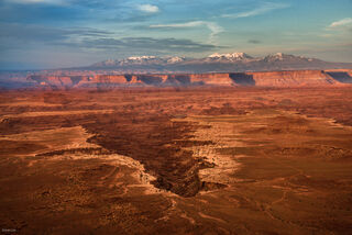 Green River Overlook, Canyonlands National Park.