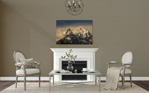 Fine Art Limited Edition Print Examples in homes