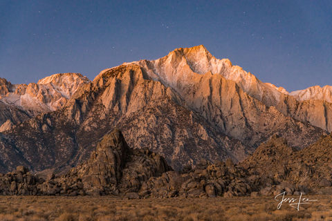 High Sierra Majesty | California High