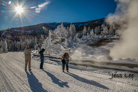 Photographing Yellowstone with jessleephotos.com Photo tour