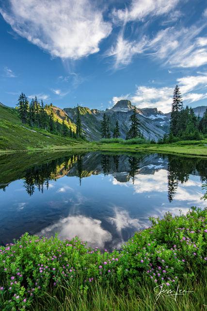 North Cascades Spring