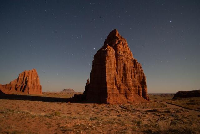 Moonlight Temples