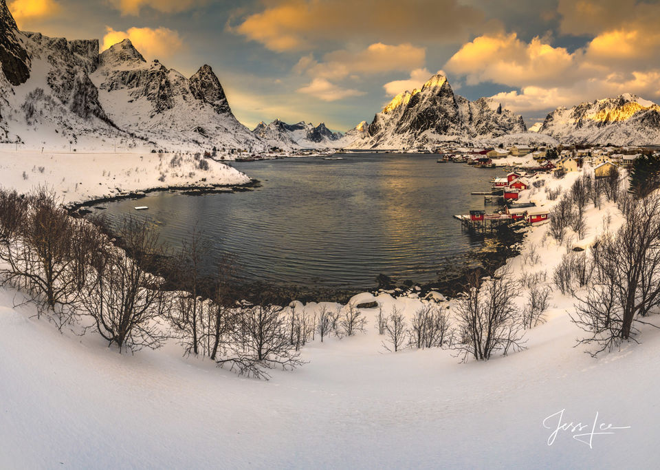 Lofoten, beauity, cold, cowboy, ice, norway, snow, western, winter, Large format, quality, museum, fine art, print, , jess lee, artist, photographer, limited edition, high quality, high resolution, be