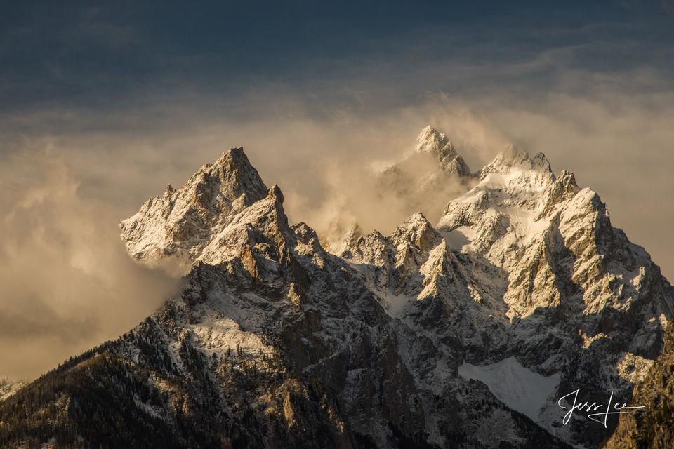 Grand Teton Mountains | Cathedral Group
