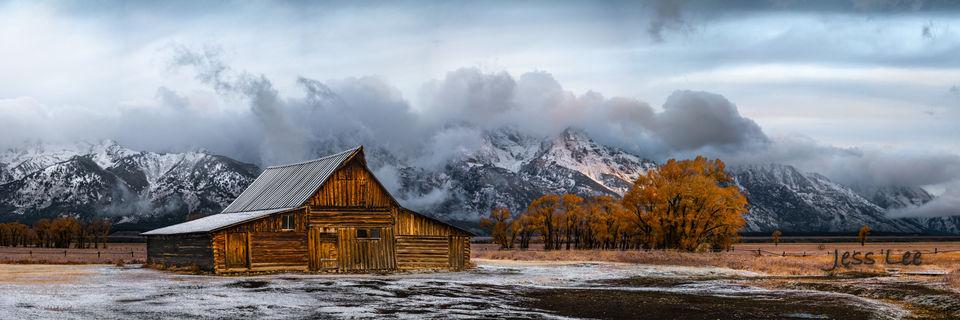 Grand Teton, Fine Art, Photo, Print, Limited Edition,  storm,  Grand Teton National Park, skiff, snow, beautiful clouds, majestic, Teton Range, storm, fine art, limited ed