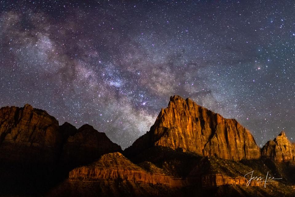 Southwest Milky Way