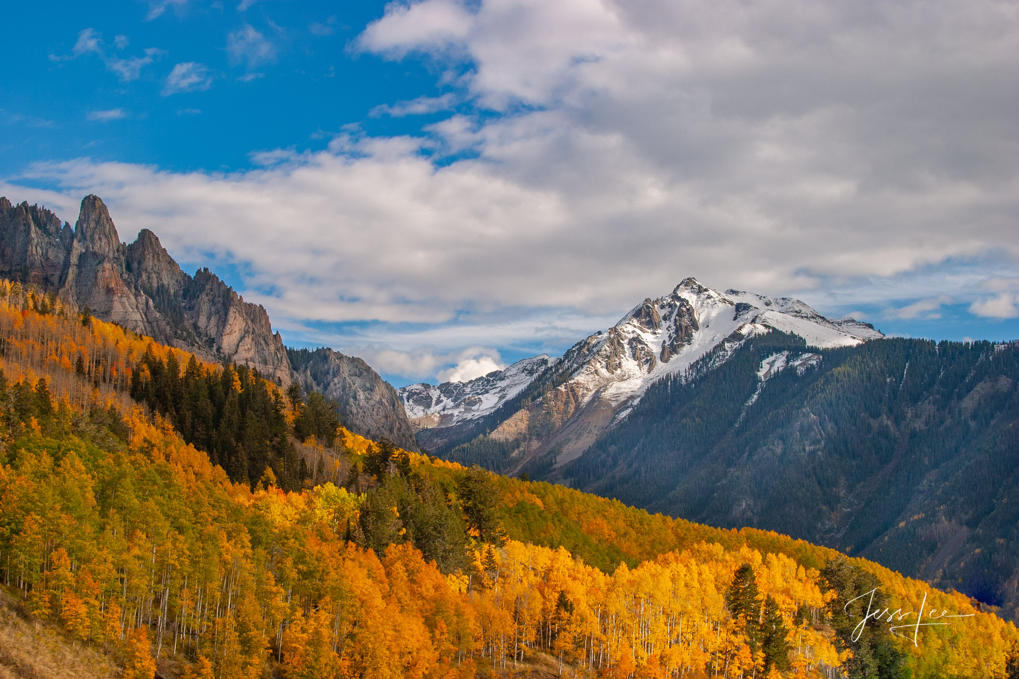 Fine Art Limited Edition Photography of Colorado. Colorado Autumn Landscapes.This is part of the luxurious collection of fine...