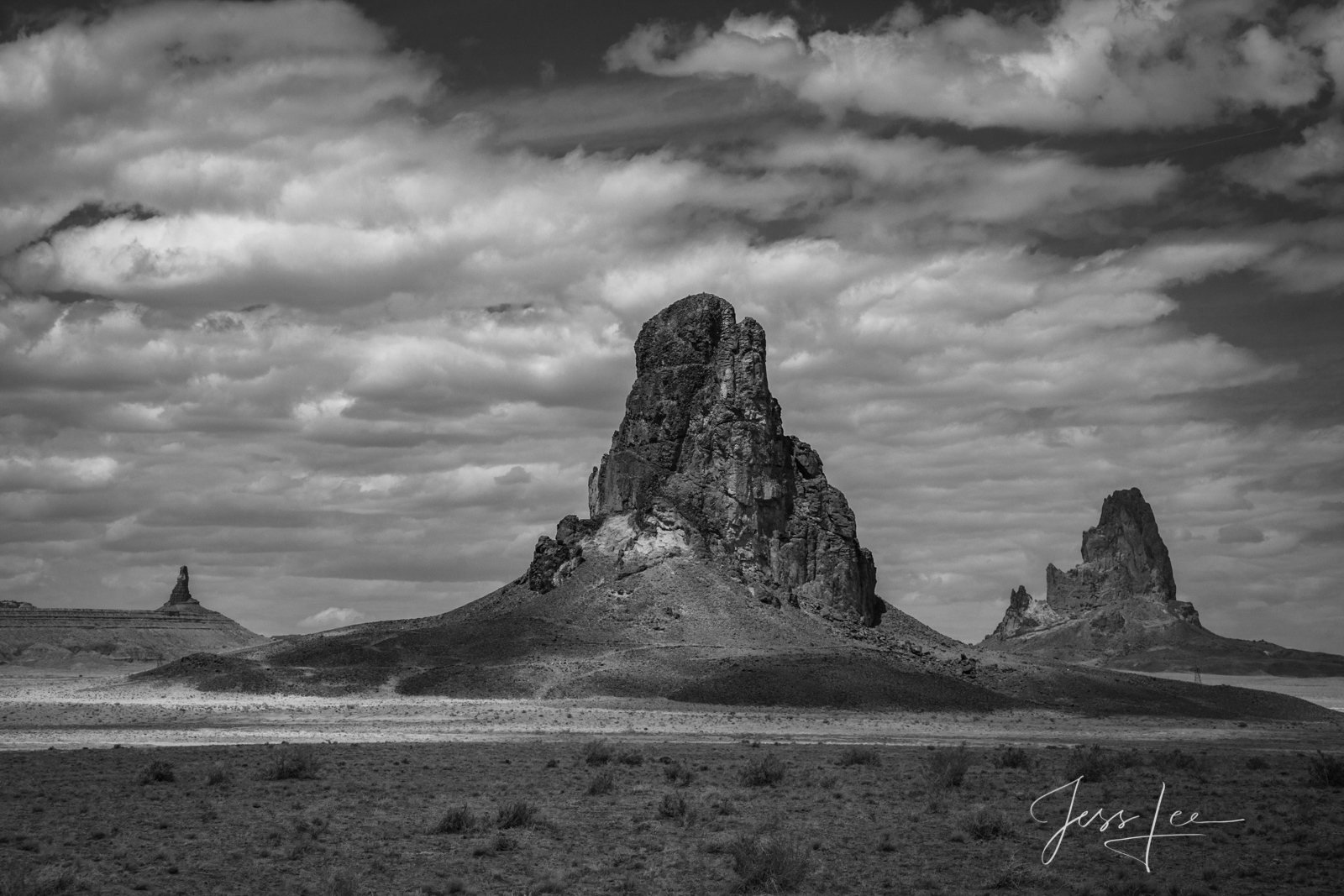 Bring home this classic style Black and White, Desert Southwest,  Fine Art Print  A Limited Edition of 50.  Copyright © Jess...