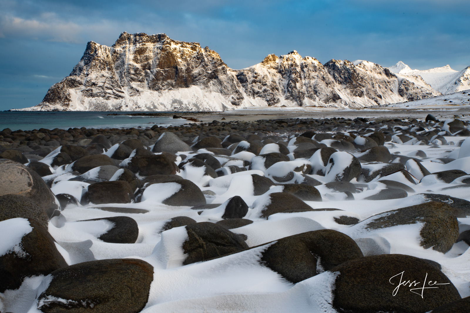 mountain photography, Lofoten, beauity, cold, ice, norway, snow, western, winter, Large format, quality, museum, fine art, print, , jess lee, artist, photographer, limited edition, high quality, high , photo