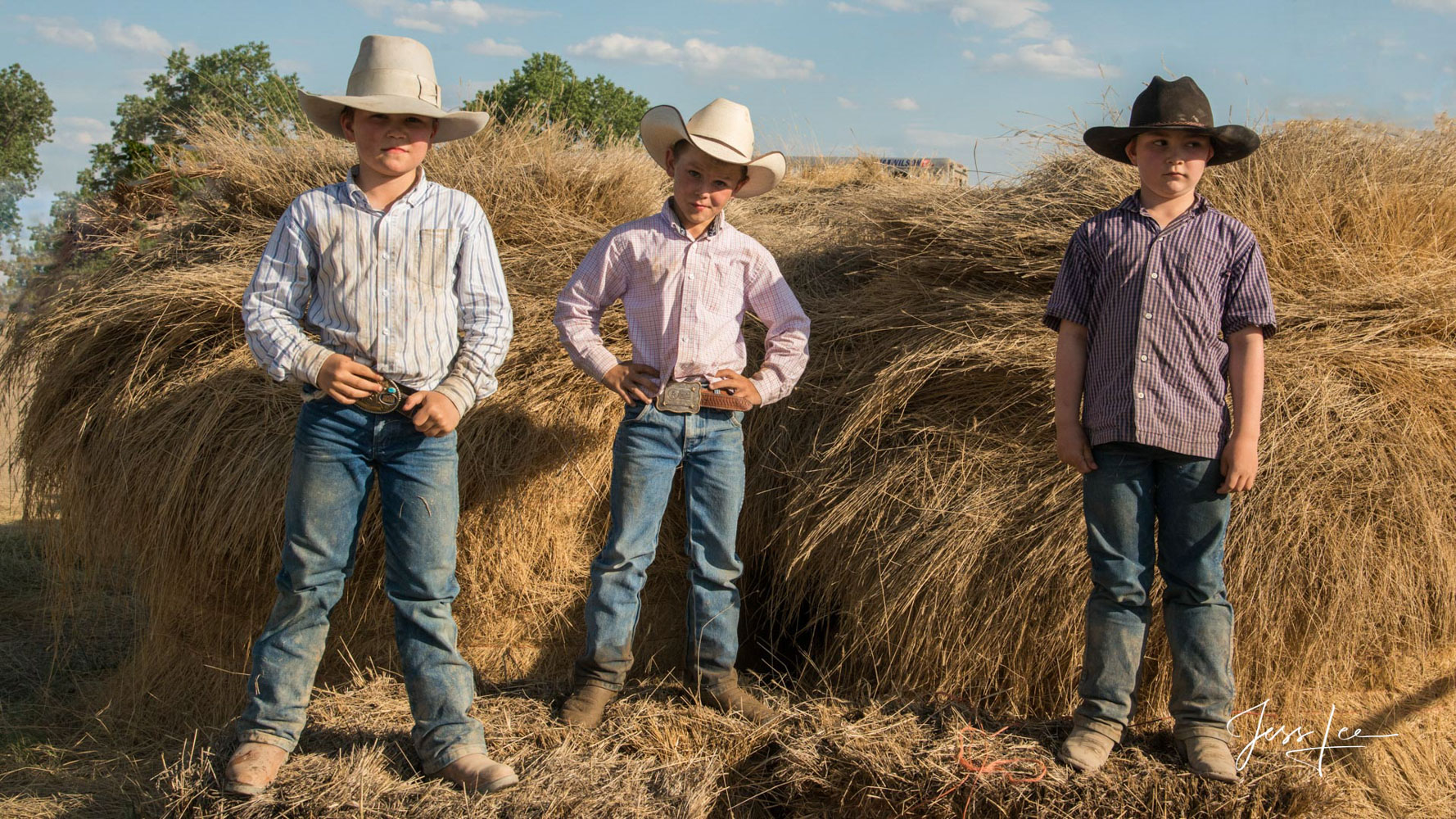 Rough and Ready, A Fine Art, Limited Edition, Cowboy, and Western exclusive high-resolution Museum Quality Photography Prints...