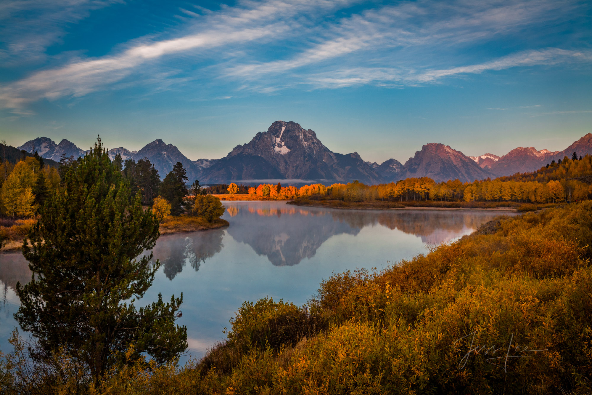 Grand Teton fine art print photography,, photo