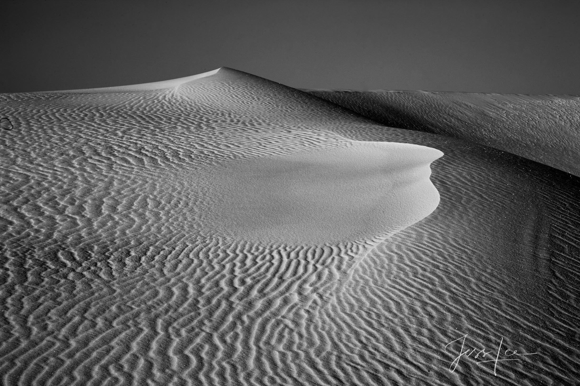 Dunes are one of my favorite nature photography subjects. I feel the simplicity of line and shape allows me to concentrate on...