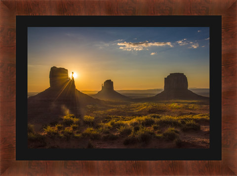 Framed Ultra Lumachrome® HD Trulife® Acrylic Print print preview