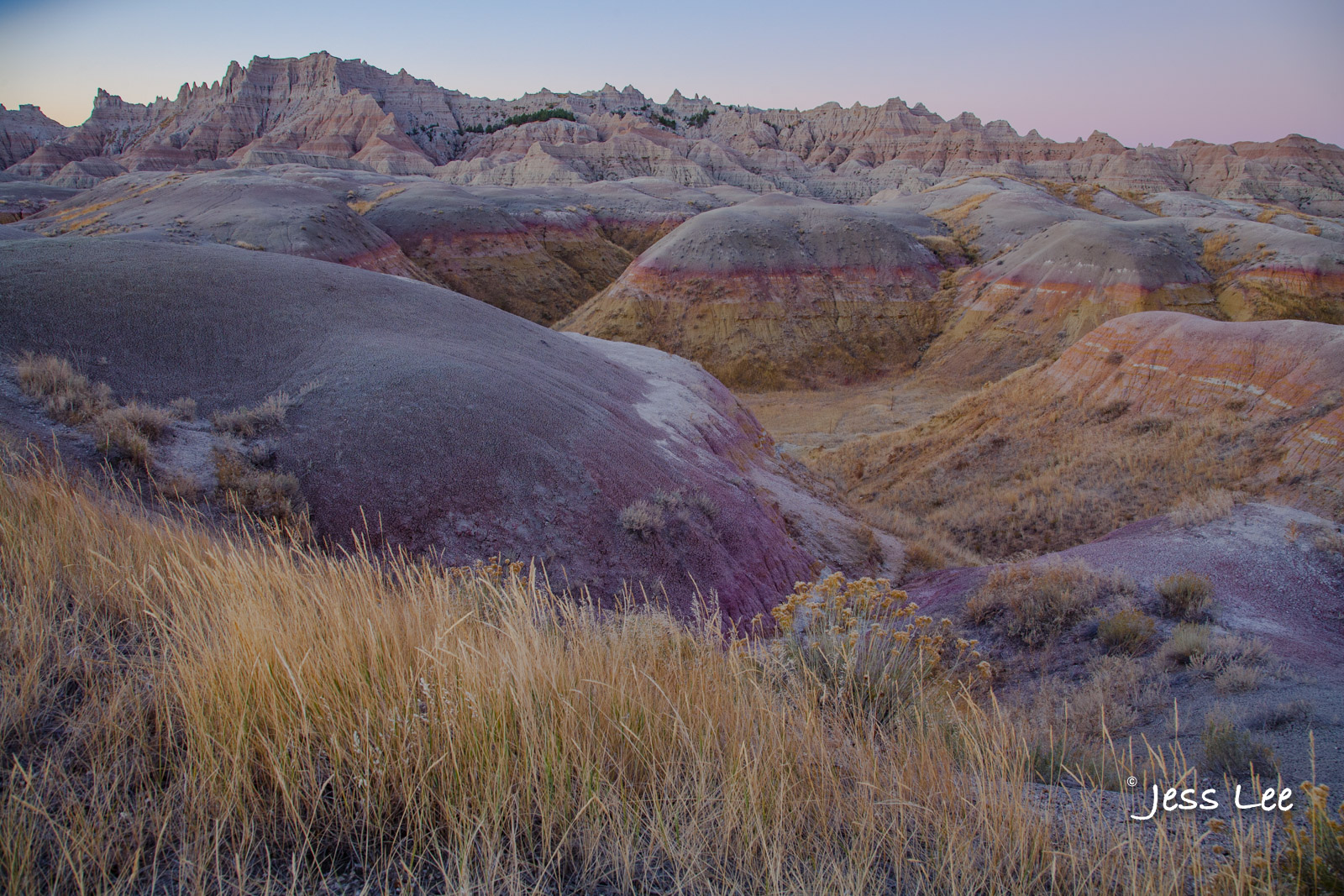 Badlands Photos Fine Art Limited Edition Print for sale. Bring home the beauty of the speculator painted Badlands with Badlands...