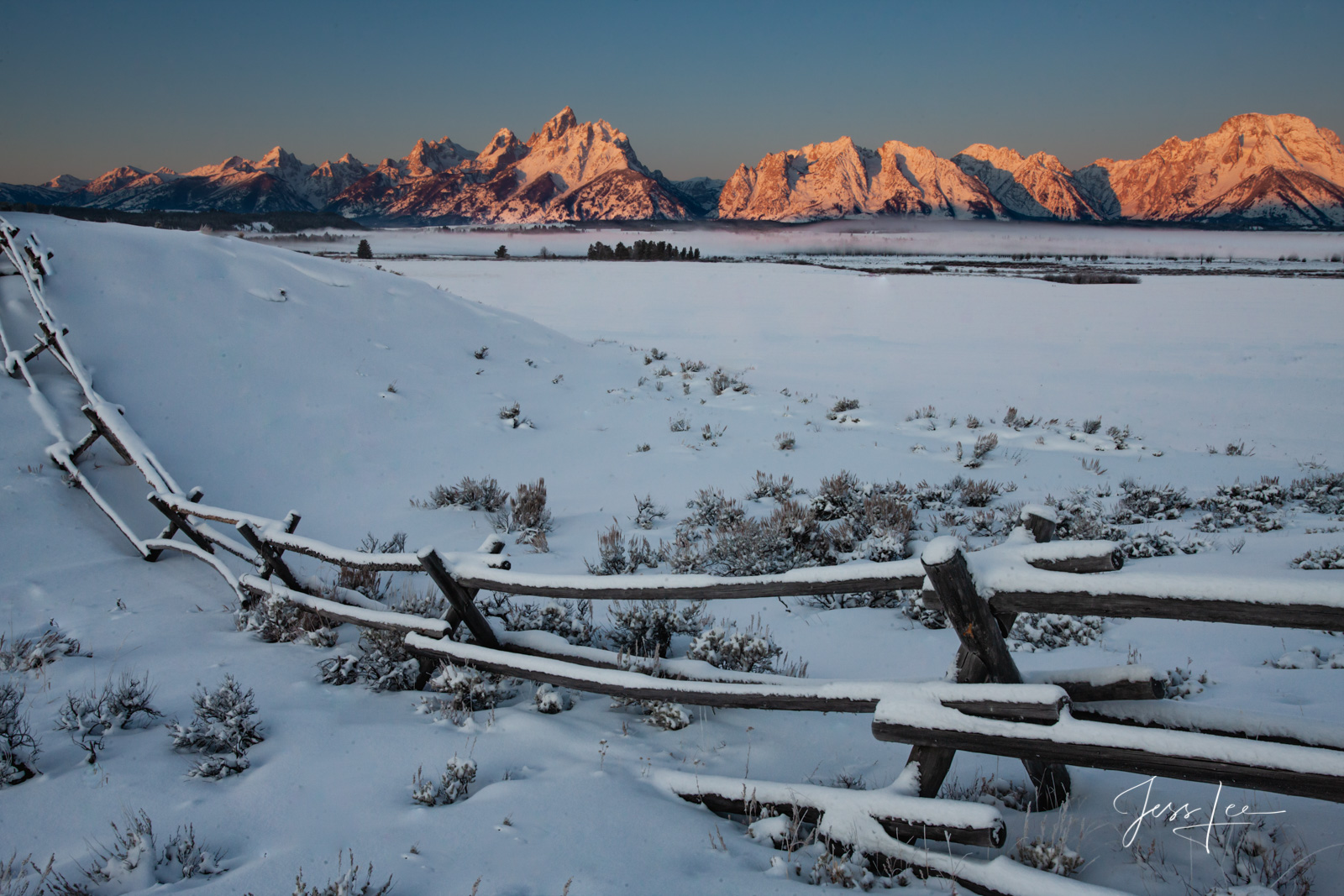 Grand Teton Custom Photo Tours