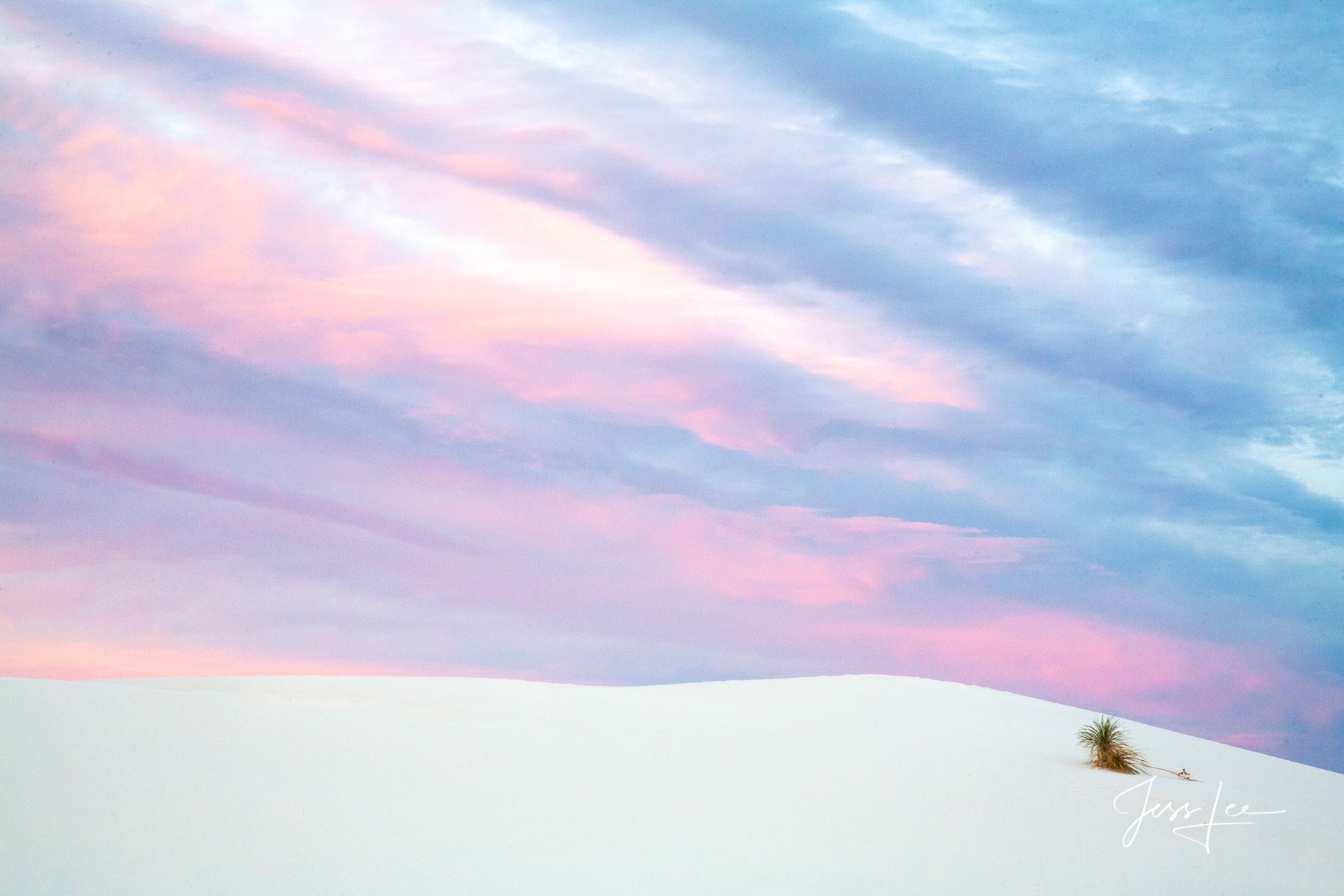 Limited Edition of 50 Exclusive high-resolution Museum Quality Fine Art Prints of White Sands Desert and Badlands. Photos copyright...