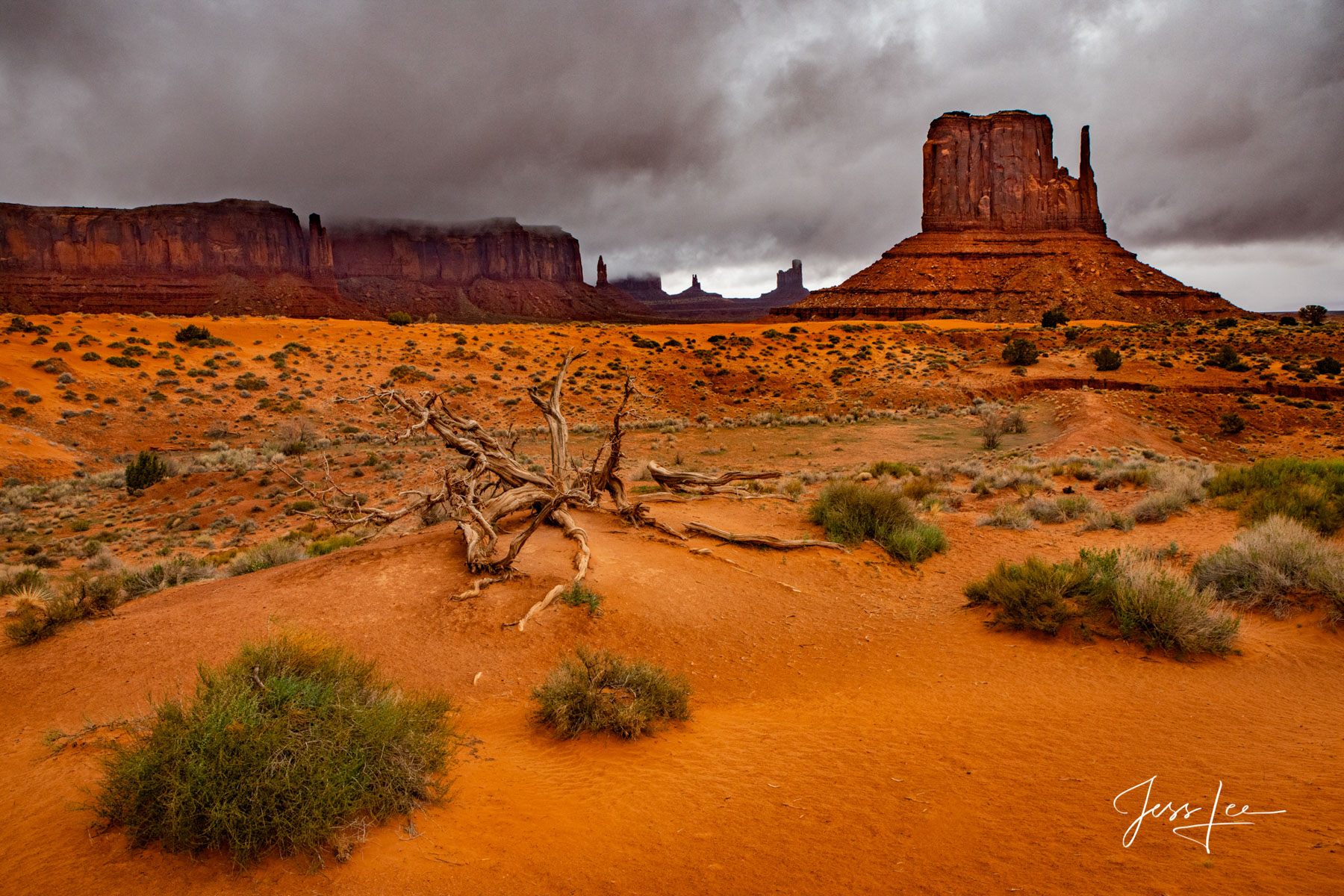 Monument Valley storm, Large format, quality, museum, fine art, print, jess lee, artist, western, cowboy, photographer, limited edition, high quality, high resolution, beautiful, artistic, landscape, , photo