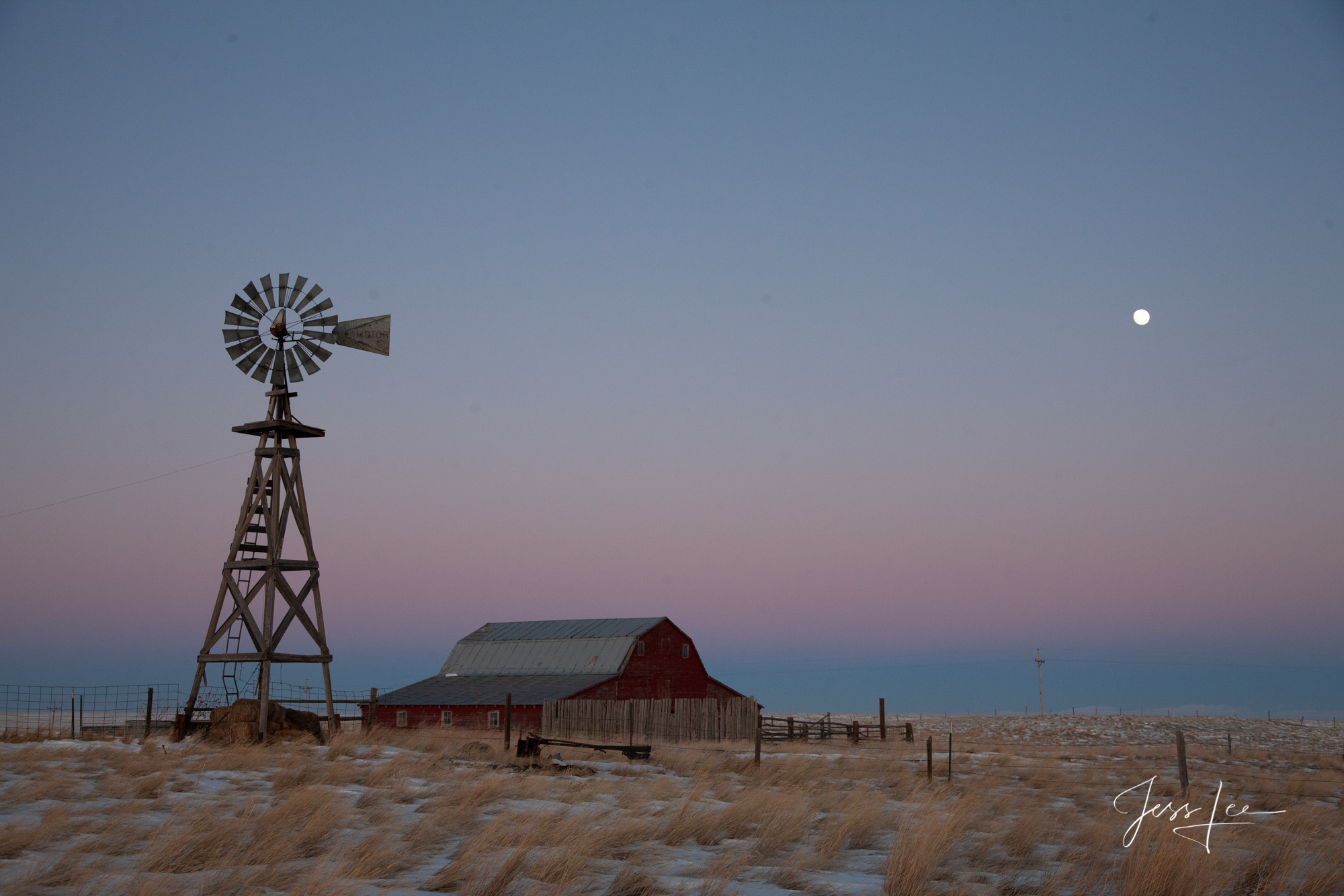 Fine Art Limited Edition Photography of Wyoming Windmill This is part of the luxurious collection of fine art, limited edition...