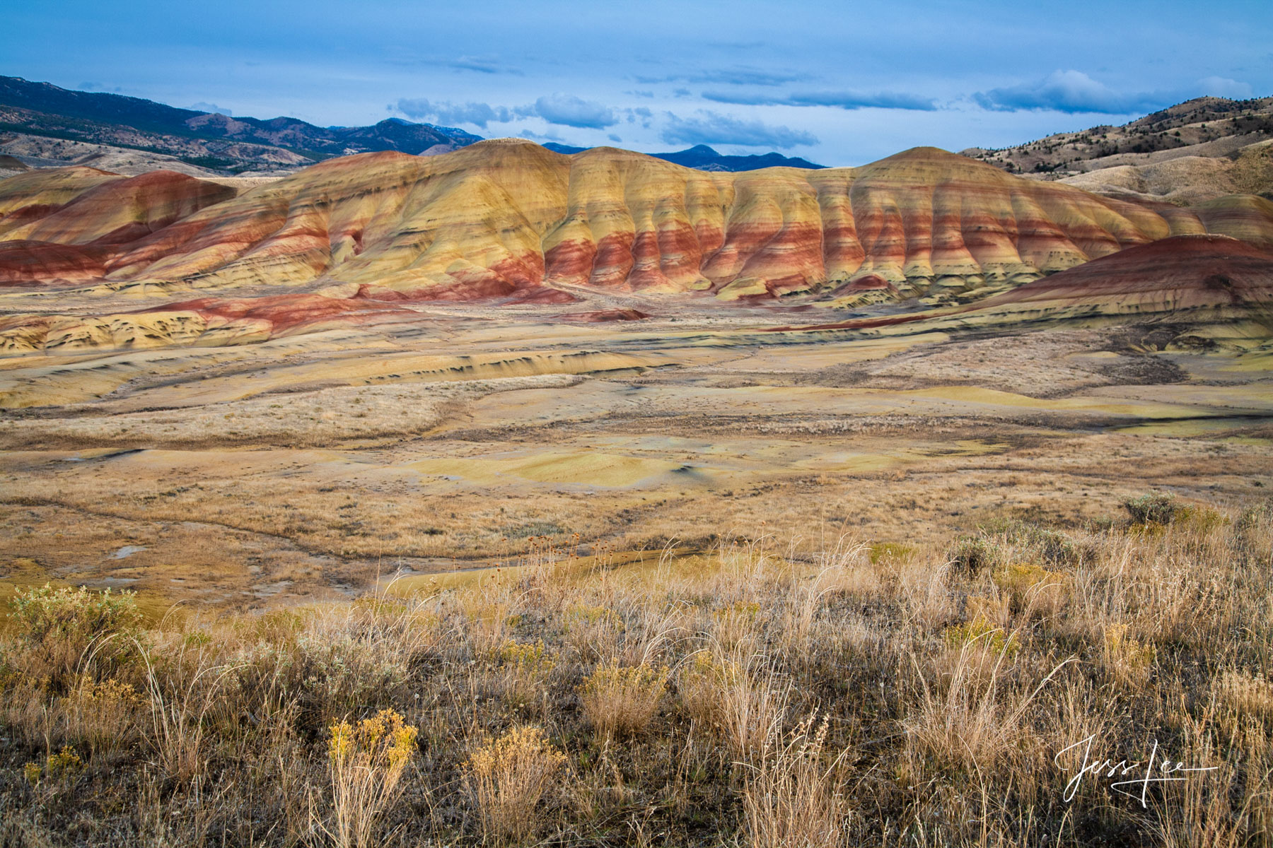 Limited Edition of 50 Exclusive high-resolution Museum Quality Fine Art Prints of Oregon Desert and Badlands. Photos copyright...