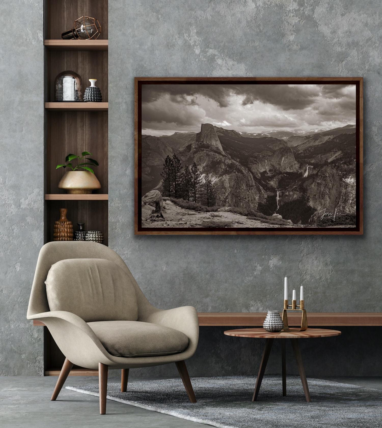 Yosemite Black and White Large Format Ansel Adams Style Prints