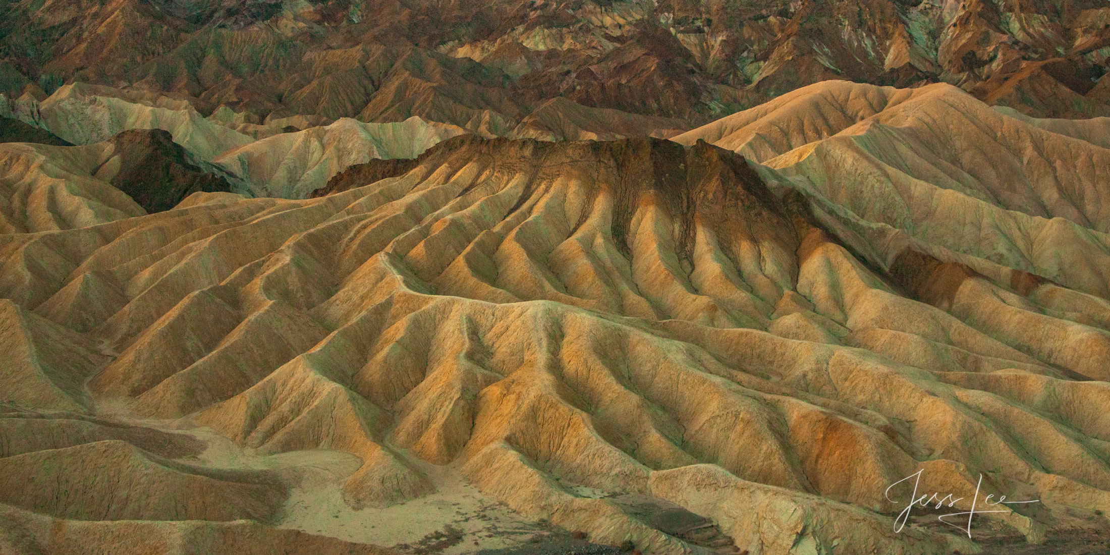 Burnt Edges of the Earth